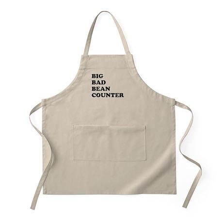 Big Bad Beancounter CFO Accountant Apron