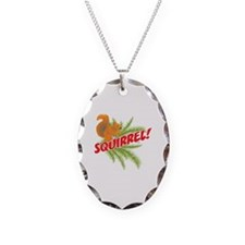 Squirrel!, Griswold Family Christmas Necklace