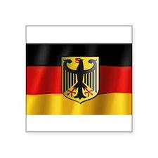 Germany coat of arms sticker (light gradients) Sti