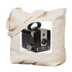 The Brownie Hawkeye Camera Tote Bag