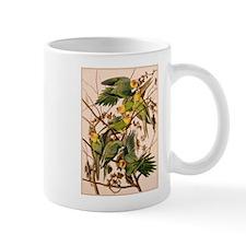 Parakeet Tree Mug