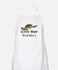 save-our-turtles.png Apron