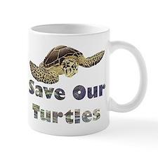 save-our-turtles.png Mug