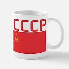CCCP Flag Mug