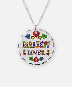 Parakeet Lover Necklace