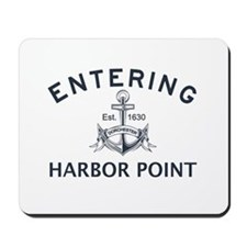 HARBOR POINT Mousepad