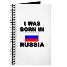 I Was Born In Russia Journal