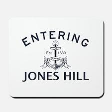 JONES HILL Mousepad
