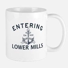 LOWER MILLS Mug