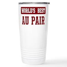 Unique Pairing Travel Mug