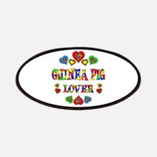 Guinea Pig Lover Patches