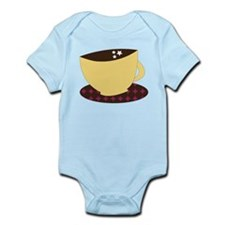 Coffee Cup Infant Bodysuit