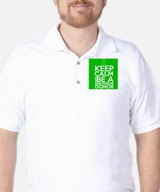 Keep Calm Bone Marrow Donor T-Shirt