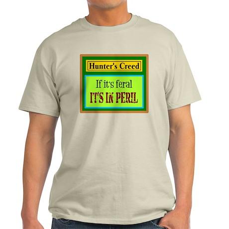 If Its Feral/t-shirt Light T-Shirt