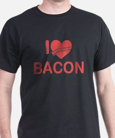I Heart Bacon T-Shirt