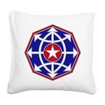 CID CSIB Square Canvas Pillow