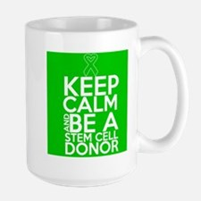 Keep Calm Stem Cell Donor Mug