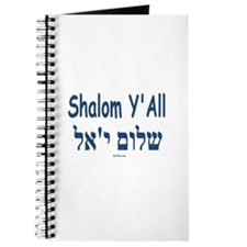Shalom Y'All English Hebrew Journal