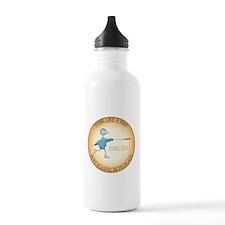 Think Like A Bird #2 Water Bottle