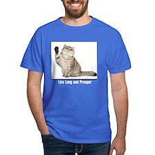 Vulcan Cat T-Shirt