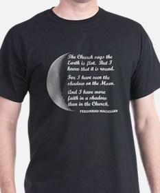 More Faith In A Shadow Than The Church T-Shirt
