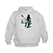 Cute Lacrosse Hoodie