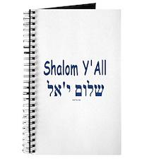 Shalom Y'all Hebrew English Journal