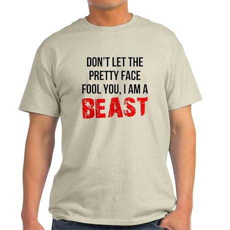 I AM A BEAST Light T-Shirt