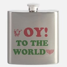 Oy to the World! Flask