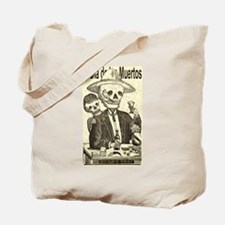 El dia de muertos Tote Bag