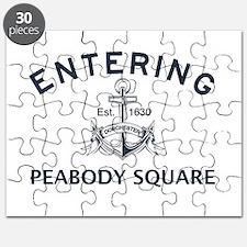 PEABODY SQUARE Puzzle