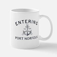 PORT NORFOLK Mug