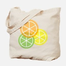 Fruta: Naranja Lima Limon Tote Bag