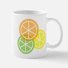 Fruta: Naranja Lima Limon Mug