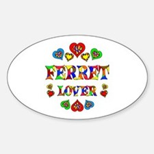 Ferret Lover Decal
