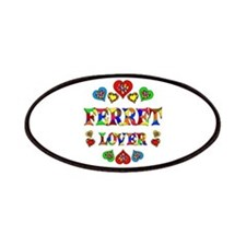 Ferret Lover Patches