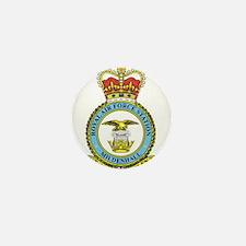 RAF Mildenhall Mini Button