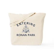 RONAN PARK Tote Bag