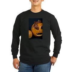 Snake In Pumpkin T