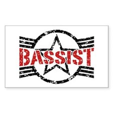 Bassist Decal