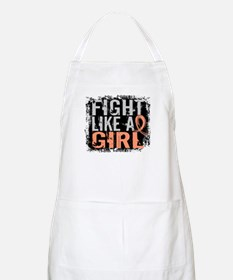 Licensed Fight Like a Girl 31.8 Uterine Canc Apron