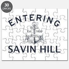 SAVIN HILL Puzzle