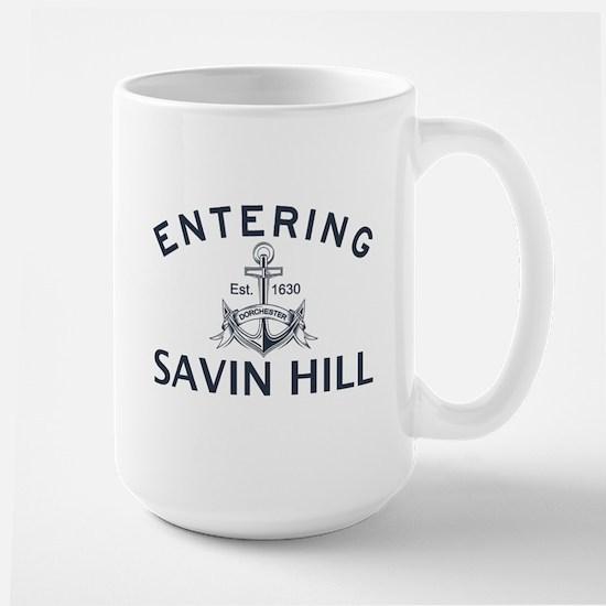 SAVIN HILL Large Mug
