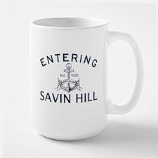 SAVIN HILL Mug