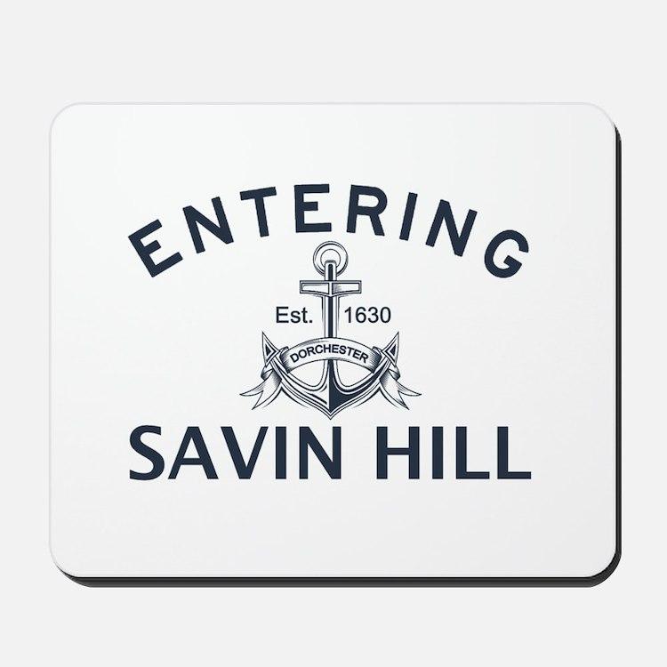 SAVIN HILL Mousepad