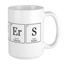 HIS and HErS [Chemical Elements] Coffee Mug