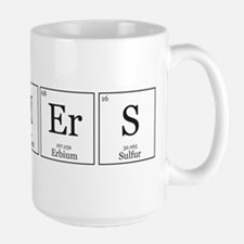HIS and HErS [Chemical Elements] Mug