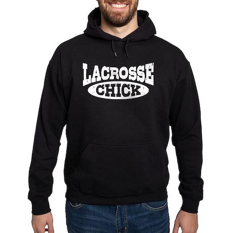 Lacrosse Chick Hoodie (dark)