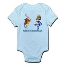 Take me to Wonderland Infant Bodysuit