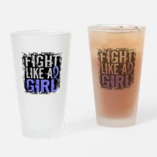 Licensed Fight Like a Girl 31.8 Thy Drinking Glass